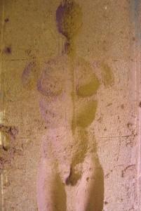 Cortege intaglio sand figure detail