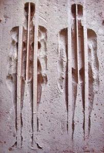 Cortege sand figure mould